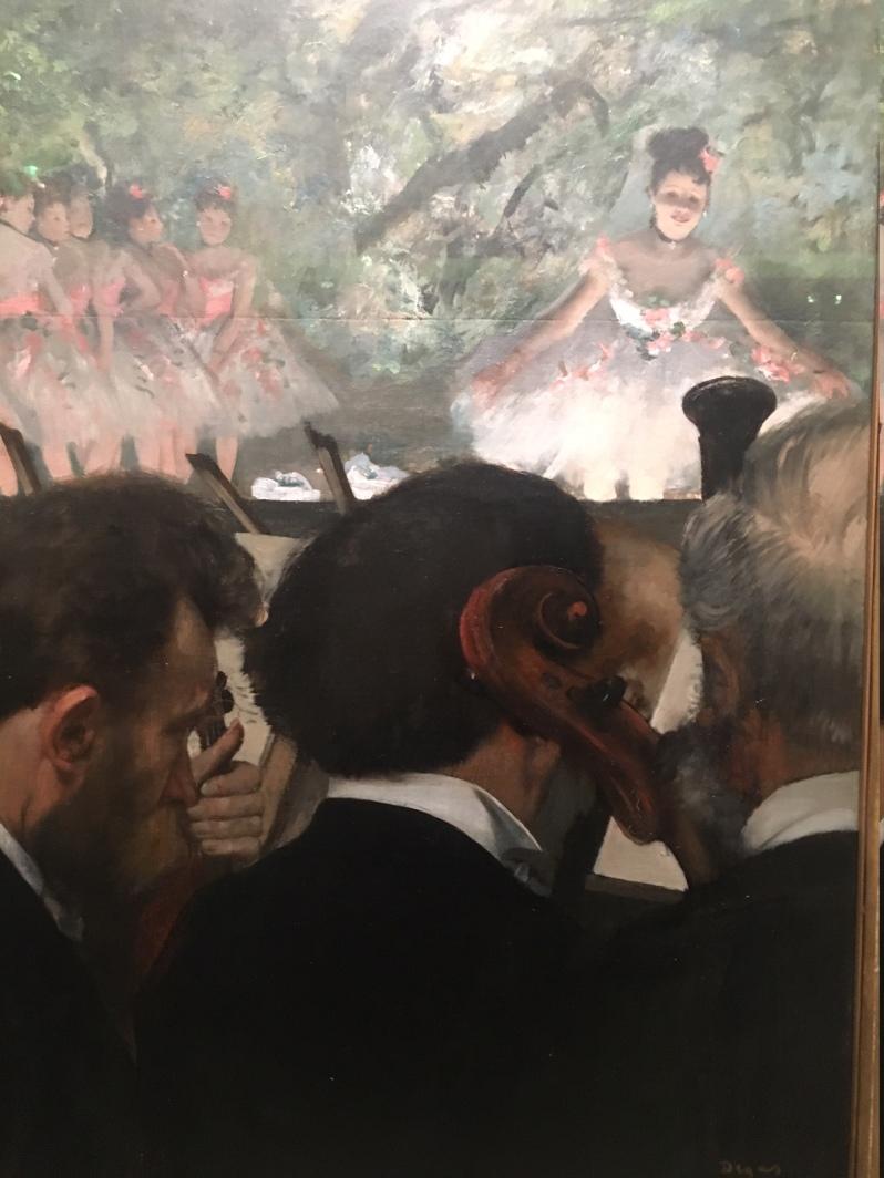 Degas orkester
