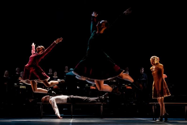 Noces/Agon/Våroffer på Kungliga Operan